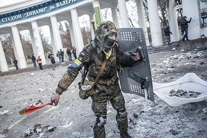 «Майдановцам» и милиции предложили сыграть футбольный «матч примирения»