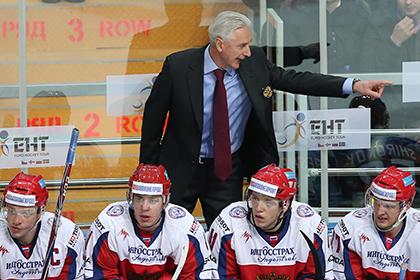 Назван состав хоккейной сборной России на Олимпиаду в Сочи