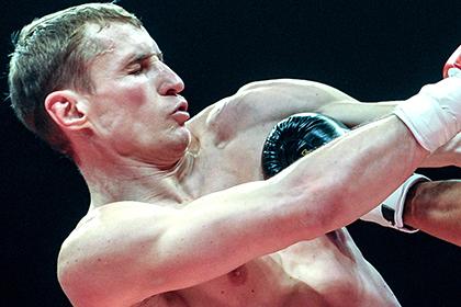 Российский боксер проведет чемпионский бой в Москве