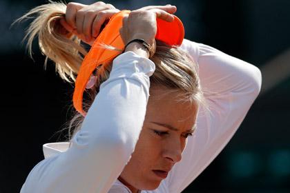 Шарапова начнет Australian Open матчем с американкой