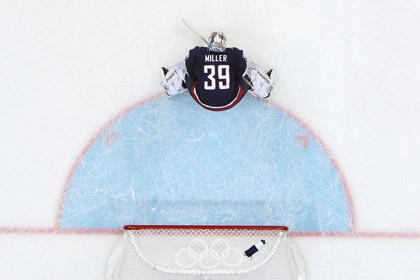 В США объявили состав хоккейной сборной на Олимпиаде в Сочи