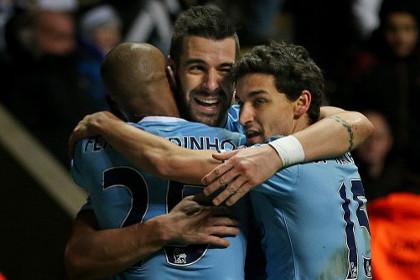 «Манчестер Сити» возглавил таблицу английской премьер-лиги