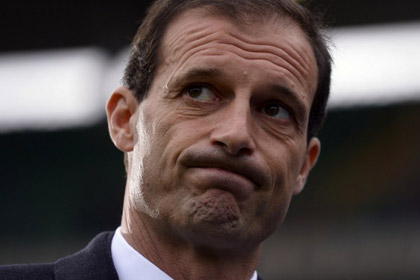 «Милан» уволил главного тренера