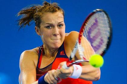 Павлюченкова вышла во второй круг Australian Open