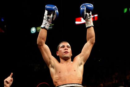 Бывшего чемпиона мира по боксу заподозрили в нападении на человека