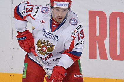 Назначен капитан олимпийской сборной России по хоккею