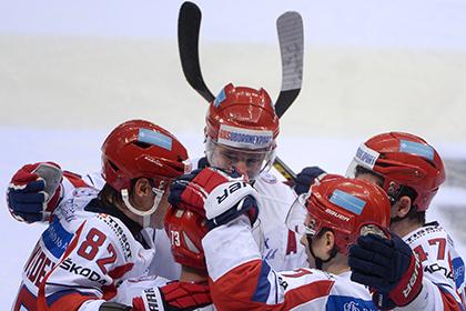 Сборной России по хоккею поставили задачу выиграть Олимпиаду