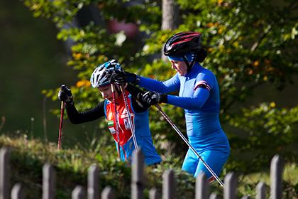 В составе сборной России по биатлону произошла замена