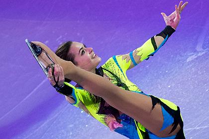 Российская фигуристка выиграла короткую программу на чемпионате Европы