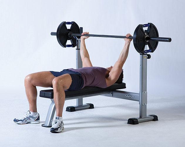 Занятие тяжелой атлетикой на дому