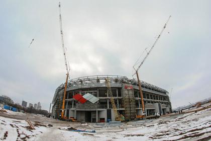 На открытие стадиона «Спартака» приедет киевское «Динамо»
