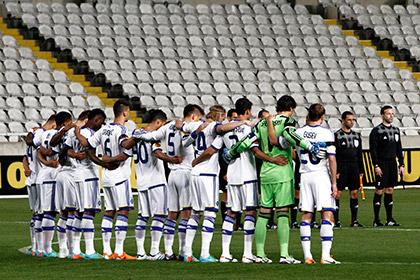 Киевское «Динамо» проиграло в перенесенном на Кипр матче Лиги Европы