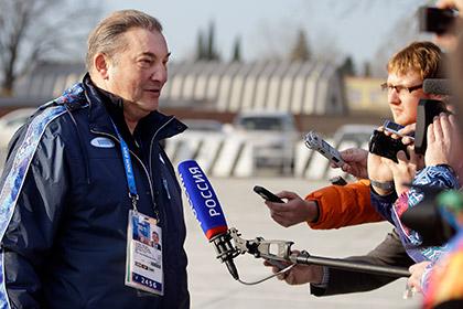 Третьяк отказался признать бронзу Игр-2014 провалом