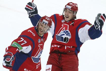 Ярославский «Локомотив» пробился в плей-офф КХЛ