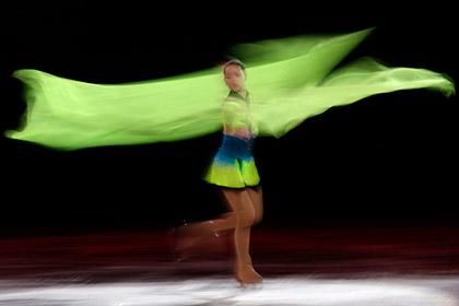 Сотникова пропустит чемпионат мира по фигурному катанию