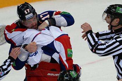 Ковальчуку простили драку в матче Кубка Гагарина