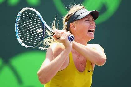 Шарапова проиграла Серене Уильямс в полуфинале турнира в Майами