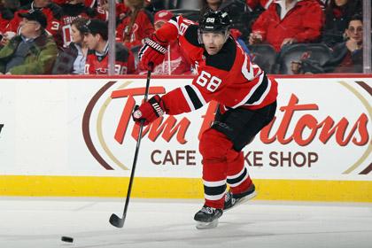 Ягр поднялся на девятое место в списке лучших ассистентов НХЛ