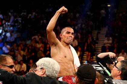 Чемпиона мира по боксу арестовали перед боем
