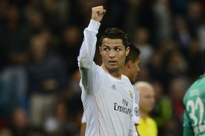 Роналду обошел Пушкаша в списке лучших бомбардиров «Реала»