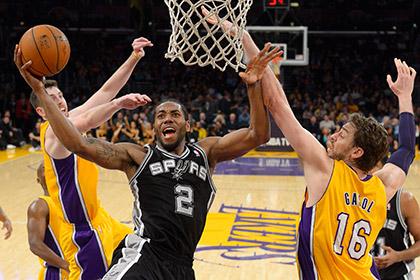 Лидер НБА продлил победную серию до 11 матчей