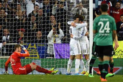 «Реал» и «Челси» вышли в 1/4 финала Лиги чемпионов