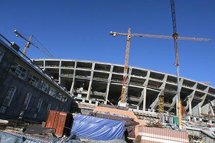 Названа дата открытия нового стадиона «Зенита»