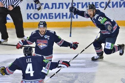 «Металлургу» осталась одна победа до Кубка Гагарина