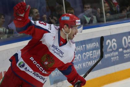 Павел Дацюк освободился для сборной России