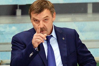 Знарок нашел восемь вратарей для сборной России