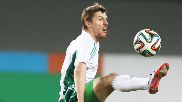 Гол Олега Иванова принес победу «Тереку» в Перми