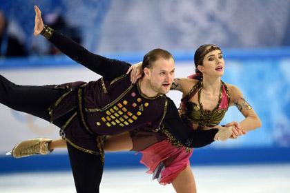 Российская спортивная пара распалась после чемпионата мира