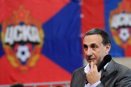 РФС наказал ЦСКА матчем без зрителей