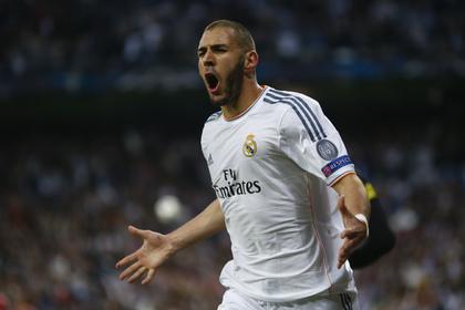 «Реал» обыграл «Баварию» в первом полуфинальном матче Лиги чемпионов