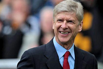 Арсен Венгер останется в «Арсенале»