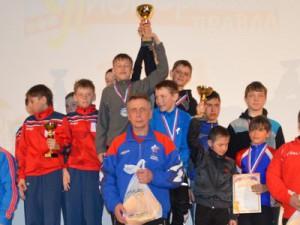 Смоленские лыжники вернулись победителями со всероссийских соревнований