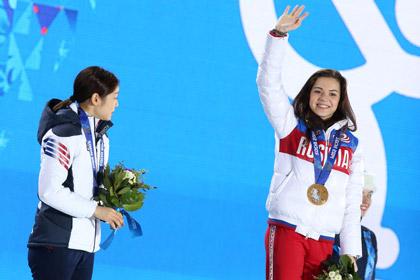 Корейцы подали протест на победу Сотниковой в Сочи
