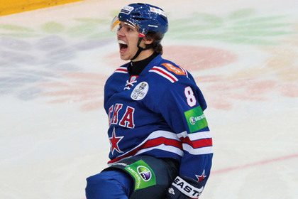 Из сборной России отчислили трех хоккеистов