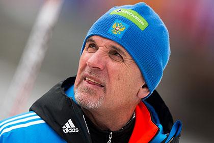 Тренеру российских биатлонистов не дали поработать с лыжницами