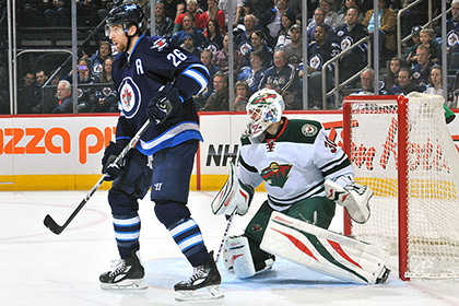 Брызгалов не пропустил во втором матче НХЛ подряд