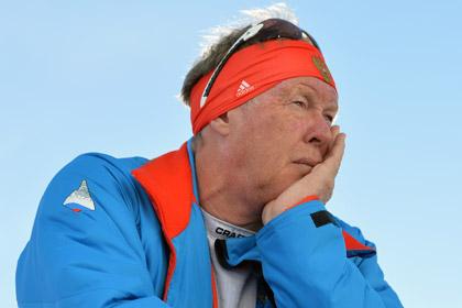 Пихлер заподозрил российских биатлонисток в «системном» употреблении допинга