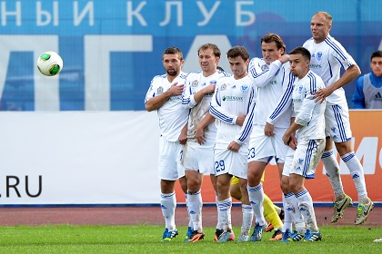 «Волга» прервала серию из 12 матчей без побед