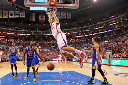 «Клипперс» установили клубный рекорд в матче плей-офф НБА