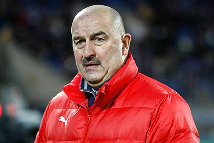 Черчесов приступил к работе в «Динамо»