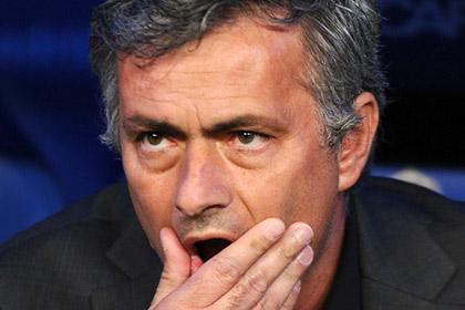 Моуринью назвал игроков «Реала» предателями и сукиными детьми