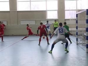 Мастера мини-футбола сыграли на турнире в Смоленске