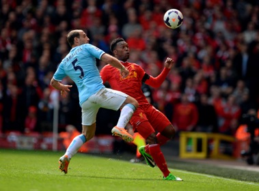 «Ливерпуль» обыграл «Манчестер Сити» со счетом 3:2