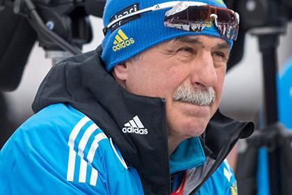 Названы новые тренеры сборной России по биатлону