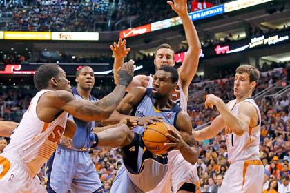Определились все участники плей-офф НБА