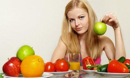 Правильное питание для красоты